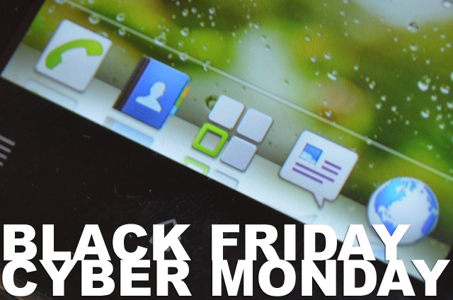 Cheap Cellphone Black Friday and Cyber Monday Deals 2012 (Contract and No-Contract)