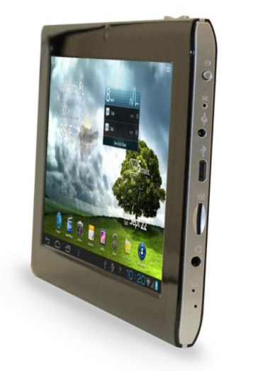 X-Treme Mach Speed - ECLIPSE-X-TREME Resistive Android Tablet